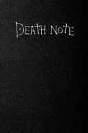 Death Note Notebook / Journal