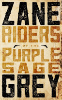 Pdf Riders of the Purple Sage Telecharger