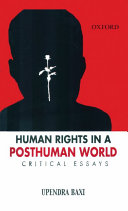 Human Rights in a Posthuman World