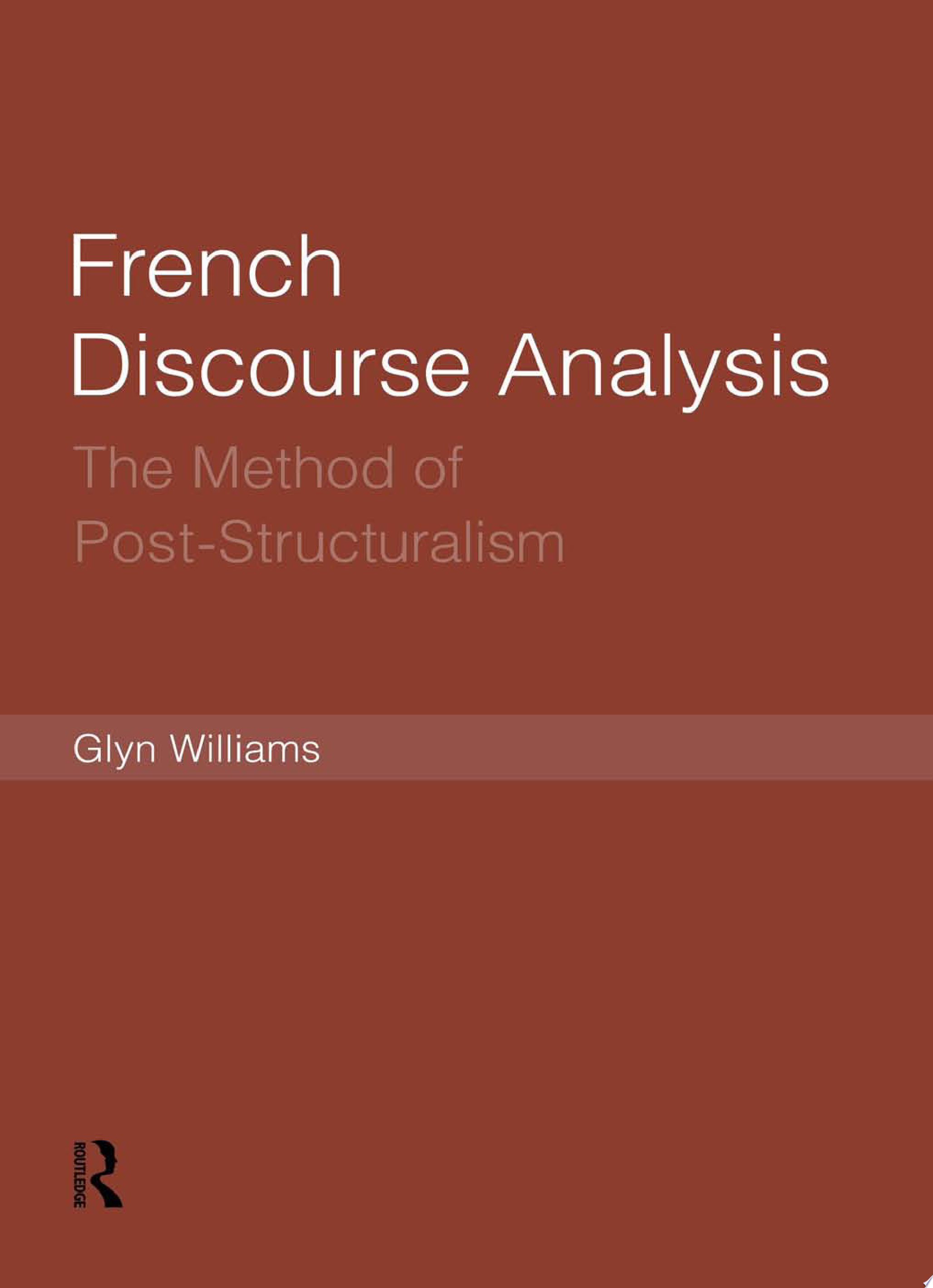 French Discourse Analysis