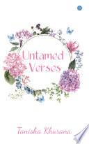 Untamed Verses Book