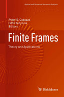 Finite Frames