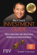 Rich Dad's Investmentguide Pdf/ePub eBook