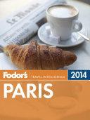 Fodor s Paris 2014