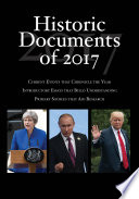 Historic Documents of 2017 Book PDF