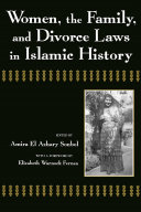 Women, the Family, and Divorce Laws in Islamic History Pdf/ePub eBook