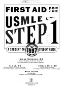 First Aid For The Usmle Step 1 Book PDF