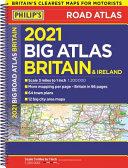 Philip s Big Road Atlas Britain and Ireland