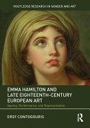 Emma Hamilton and Late Eighteenth Century European Art