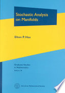Cover of Stochastic Analysis on Manifolds