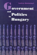 Government and Politics in Hungary