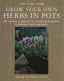 Grow Your Own Herbs in Pots Book PDF