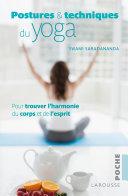 Pdf Postures et techniques du yoga Telecharger