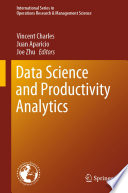 Data Science and Productivity Analytics