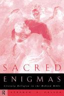 Sacred Enigmas ebook