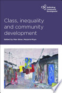 Class  Inequality and Community Development