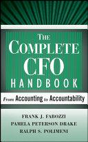 Pdf The Complete CFO Handbook Telecharger