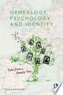 Genealogy  Psychology and Identity