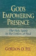 God s Empowering Presence