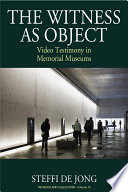 The Witness as Object Book