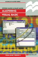 Mastering Visual Basic