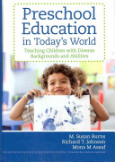 Preschool Education in Today s World Book