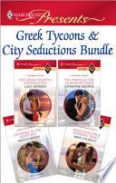 Greek Tycoons & City Seductions Bundle