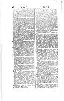 Dictionnaire universel François et Latin, vulgairement appelé Dictionnaire de Trêvoux