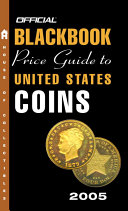 The Official     Blackbook Price Guide of United States Coins