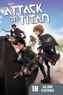Attack on Titan Volume 18