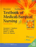 Brunner and Suddarth s textbook of medical surgical nursing