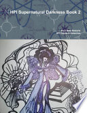 HPI Supernatural Darkness Book 2 Book PDF