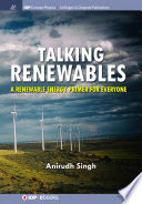 Talking Renewables