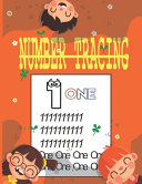 Number Tracing Book PDF