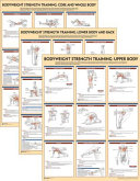 Bodyweight Strength Training Anatomy Poster