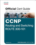 CCNP Routing and Switching ROUTE 300-101 Official Cert Guide [Pdf/ePub] eBook