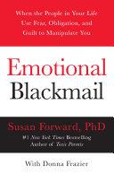 Emotional Blackmail ebook