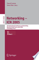 Networking    ICN 2005