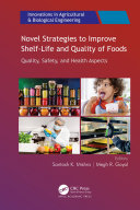 Pdf Novel Strategies to Improve Shelf-Life and Quality of Foods Telecharger