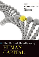 The Oxford Handbook of Human Capital