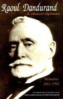 Raoul Dandurand, le sénateur-diplomate