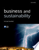 Business and Sustainability Book PDF