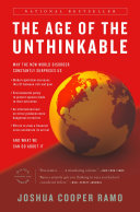 The Age of the Unthinkable Pdf/ePub eBook