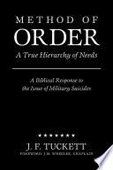 Method Of Order
