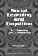 Social Learning and Cognition