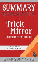 Pdf Summary & Analysis of Trick Mirror