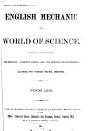English Mechanics and the World of Science