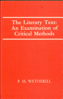 The Literary Text