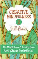 Creative Mindfulness 2 Book