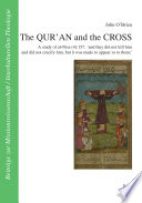 The QUR   AN and the CROSS